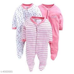 Oneseis & Rompers Fancy Cotton Kid's Rompers (Pack Of 3) Doodle Fancy 100% Cotton Kid's Rompers Combo Country of Origin: India Sizes Available: 0-3 Months, 3-6 Months, 6-9 Months, 9-12 Months, 12-18 Months   Catalog Rating: ★4.3 (3986)  Catalog Name: Doodle Fancy 100% Cotton Kid's Rompers Combo Vol 2 CatalogID_624895 C62-SC1159 Code: 665-4353563-6051