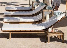 Exteta en products th sun lounger furniture