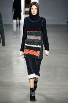 Calvin Klein Collection Otoño/Invierno 2014 - NYFW