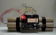 Defusable Clock