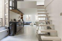 Loft in Palais Royal - Apartamentos en alquiler en París