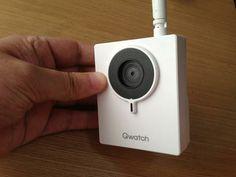 試用レポート: I/Oデータ 有線/無線LAN対応ネットワークカメラ 「Qwatch(クウォッチ)」 TS-WLCAM