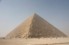 TouristLink features 9 photos of Great Pyramid of Giza. Pictures are of Great Pyramid Of Giza, Giza Pyramids - Cairo and 7 more. See pictures of Great Pyramid of Giza submited by other travelers or add New Seven Wonders, Wonders Of The World, Ancient Egypt, Ancient History, Ancient Aliens, Ancient Greece, Statue En Bronze, Magic Places, Temples