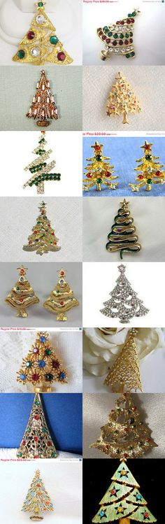 Oh, Christmas Tree! by Margaret on Etsy--Pinned with TreasuryPin.com