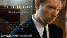"""from """"The tale of Thomas Burberry"""", the short-film that celebrates the 160th anniversary of the famous Burberry luxury fashion house, telling the history of its founder."""