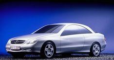 OG   2002 Mercedes-Benz CLK - C209   Mock-up