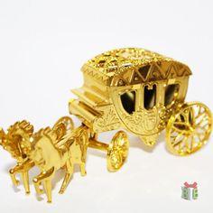 Gouden koetsen