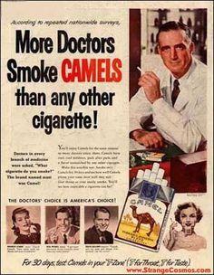 1950's advertisements