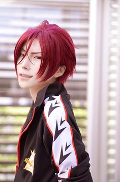 Rin Matsuoka (kuryu - WorldCosplay)   Free! #anime #cosplay