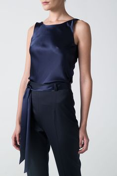 MAIOU BLEUMARIN MATASE DECOLTAT SPATE Jumpsuit, Dresses, Fashion, Overalls, Vestidos, Moda, Fashion Styles, Jumpsuits, Catsuit