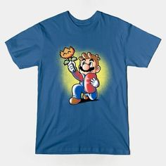 IN LOVE T-Shirt - Super Mario Bros T-Shirt is $14 today at TeePublic!