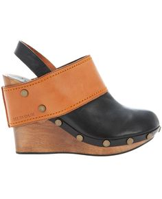 see by chloe clogs $270