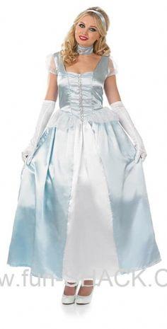 Fairy Tale Princess Fancy Dress Costume Fun Shack