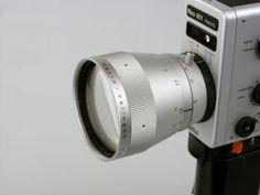 Braun Nizo 801 macro Super 8mm camera MOVIE cine film