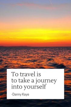 to travel is to take a journey into yourself. danny kaye 20 Mark Twain Quotes About Travel and the World Best Vacation Spots, Best Vacations, Time Travel, Us Travel, Travel Tips, Luxury Travel, Travel Guides, Funny Travel Quotes, Couple Travel