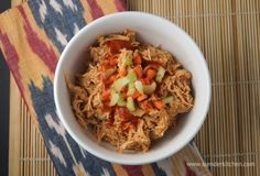 Making Slow Cooker Buffalo Chicken is a no-brainer for your next party. Not only does the crockpot do all the hard work, this healthier version of buffalo chicken wings is always a huge hit. Healthy Slow Cooker, Healthy Crockpot Recipes, Ww Recipes, Slow Cooker Recipes, Low Carb Recipes, Chicken Recipes, Cooking Recipes, Crockpot Meals, Recipes