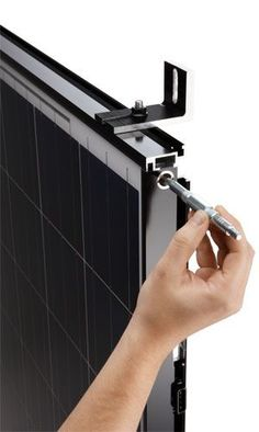 "plug-and-play"" solar panels"