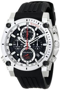 Bulova Men's 98B172 Precisionist Chronograph Watch Bulova http://www.amazon.com/dp/B0088BN3IY/ref=cm_sw_r_pi_dp_G14cub0EACR25