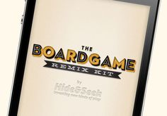 The Boardgame Remix Kit - new ways to play your favourite board games