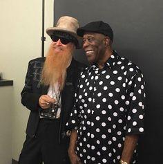 Buddy Guy & Billy Gibbons!