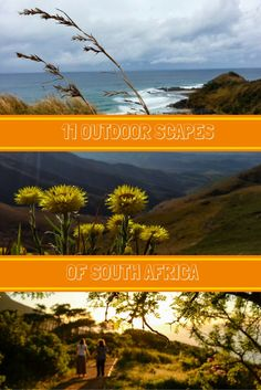 Inspired by our roadtrip of South Africa, here is a collection of a select few of the many beautiful landscapes of South Africa.: