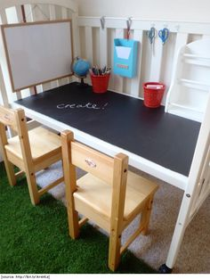 great way to use that cot when baby grows out of it!