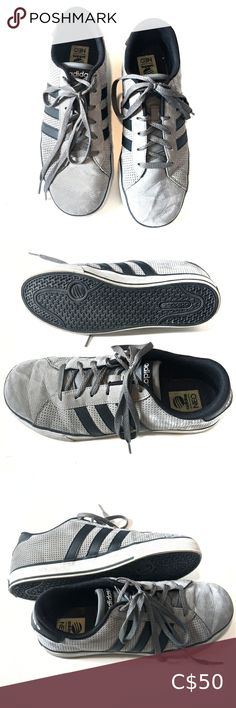 Adidas Neo Ortholite casual shoes 8.5 Adidas Neo Ortholite casual shoes in men's 8.5 GOOD CONDITION: Used, flawed, signs of wear, but still wearable adidas Shoes Sneakers