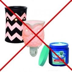 Bloggers, Pinterest, & Facebook users are recommending Vicks in your warmers to help with colds. DO NOT DO THIS!! Vicks rub is not intended to be used this way, and can ignite. http://m.vicks.com/en-US/products/vapo-family/vaporub-topical-ointment/WARNINGS It will also void the warranty on your warmer. If you want to use your Scentsy warmer, and need a scent that helps with breathing, we have scents like Just Breathe. If you prefer Vicks, then please use it as directed, on the label.