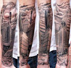 Tattoo Artist - Philip Garcia | Tattoo No. 6453