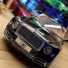 Bently Car, Bentley Mulsanne, Design Competitions, Car Videos, Rolls Royce, Diecast, Model Car, Vehicles, Scale