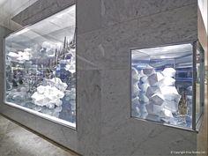Prop Studios for Hyundai Department Store   South Korean Windows & In-store…