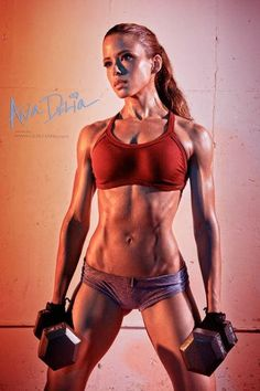 Ana Delia is one of my favorite fitness inspirations.