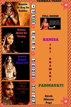book tickets for padmavati