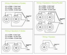 Guitar Speaker Wiring Diagrams