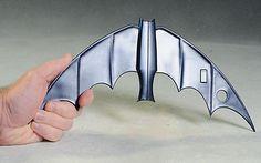 1966 Batman Utility Belt & Batarang prop replica by Mattel