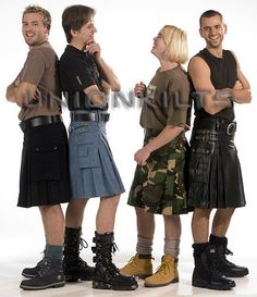 I like these guys kilts... I have wanted one for years.