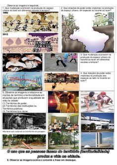 HISTÓRIA E GEOGRAFIA... TÔ POR DENTRO: Atividades sobre território e territorialidade, Paisagem do cotidiano, cidadania e direitos sociais, Cidades sustentáveis, Indústria e Meio Ambiente, Sociodiversidade, Cultura e Natureza, Turismo