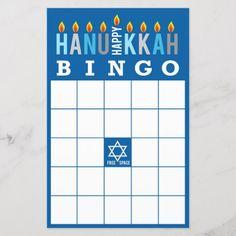 Shop Hanukkah Party Celebration Bingo Game Cards created by CutieParty. Christmas Bingo Game, Christmas Hanukkah, Hannukah, Kwanzaa, Game Cards, Card Games, Bingo Party, How To Celebrate Hanukkah, Bingo Games