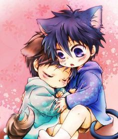 pics of anime neko boys - Google Search