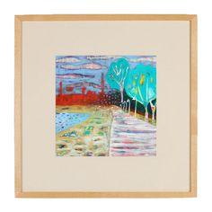 """Boardwalk"" by Helen Billett;  Giclée on Fine Art Paper;  I found this on www.meringueinc.ca"
