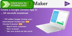 [ThemeForest]Free nulled download Make Chrome Extension within 1 minute from http://zippyfile.download/f.php?id=48348 Tags: ecommerce, app, App generator, app maker, chrome, chrome app, chrome extension, chrome maker, chrome webapp, extension, google chrome, google extension