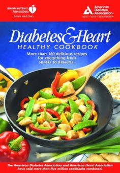 The Diabetes & Heart Healthy Cookbook