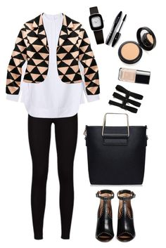 """""""Givenchy shoes"""" by thestyleartisan ❤ liked on Polyvore featuring Kelly Wearstler, Givenchy, Lancôme, Chanel, BillyTheTree, women's clothing, women, female, woman and misses"""
