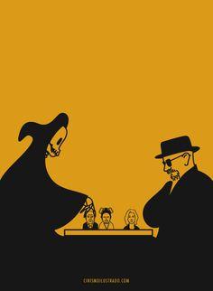 Walter White by El Espíritu de los Cínicos