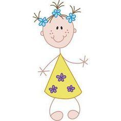 Doodle Drawings, Cartoon Drawings, Doodle Art, Easy Drawings, Drawing For Kids, Art For Kids, Doodle People, Stick Figure Drawing, Stick Art