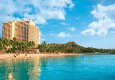 Waikiki Beach. 'Nuff said.