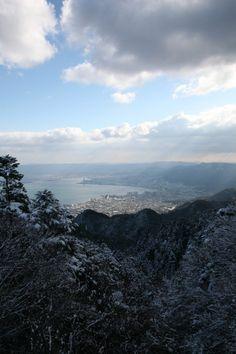 Lake Biwa-ko