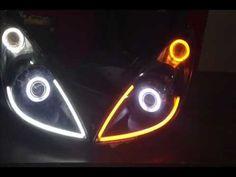 Hyundai Old i20 Projectors With Audi Tubes.if u wa