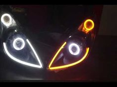 Hyundai Old i20 Projectors With Audi Tubes