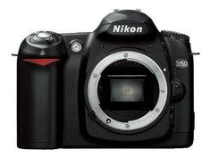 Nikon D50 SLR-Digitalkamera (6 Megapixel) Gehäuse schwarz - http://kameras-kaufen.de/nikon/nikon-d50-slr-digitalkamera-6-megapixel-gehaeuse